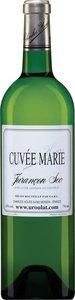 Cuvée Marie Jurançon Sec 2013