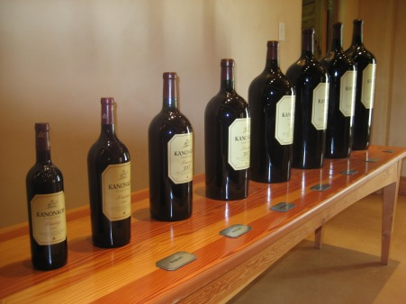 Kanonkop has long been a Pinotage champion