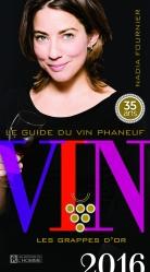 Nadia Fournier - Le guide du vin Phaneuf 2016