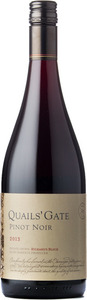 Quails' Gate Richard's Block Pinot Noir 2013