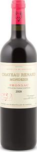 Château Renard Mondesir 2009