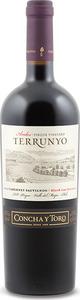 Concha Y Toro Terrunyo Andes Pirque Vineyard Cabernet Sauvignon 2012, Las Terrazas Block