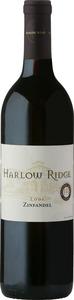 Harlow Ridge Zinfandel 2012