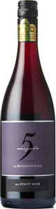 Mission Hill 5 Vineyards Pinot Noir 2013