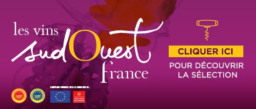 Les vins du Sud-Ouest de la France
