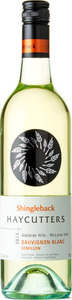 Shingleback Haycutters Sauvignon Blanc Semillon 2014