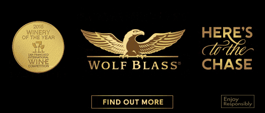 Wolf Blass - Here's to the Chase