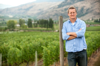 Winemaker Phil Mcgahan