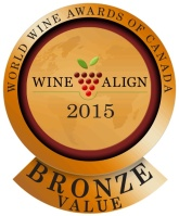 WWAC15 Bronze Value Medal