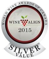 WWAC15 Silver Value Medal