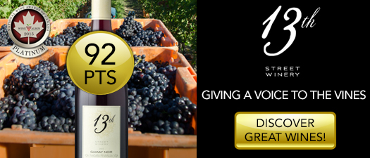 13th Street Winery - Giving a Voice to the Vines