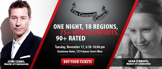 Gourmet Games - Nov 17th