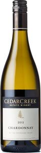 CedarCreek Chardonnay 2013