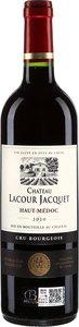 Château Lacour Jacquet Haut Médoc Cru Bourgeois 2010