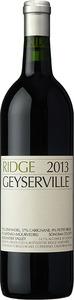 Ridge Geyserville 2013