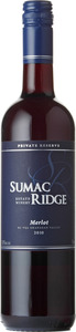 Sumac Ridge Merlot Private Reserve 2013