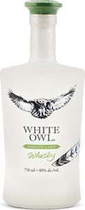 White Owl Whisky Ginger Lime