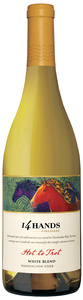 14 Hands Hot To Trot White Blend 2011
