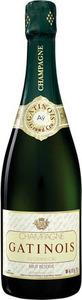 Gatinois Nv Champagne Grand Cru De Aÿ Réserve Brut