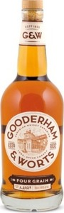 Gooderham And Worts Four Grain Canadian Whisky