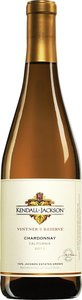 Kendall Jackson Vintner's Reserve Chardonnay 2013
