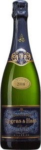 Legras & Haas Champagne Grand Cru Blanc De Blancs 2008