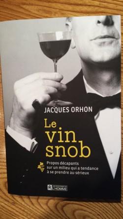 Le vin snob