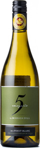 Mission Hill 5 Vineyard Pinot Blanc 2014