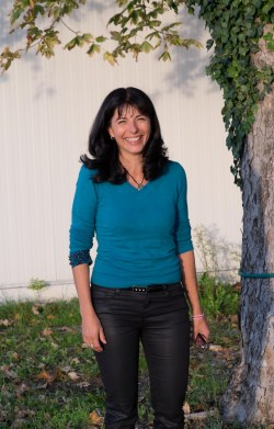 Natalie Pouzalgues, Centre du Rosé
