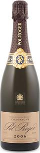Pol Roger Vintage Extra Cuvee De Reserve Brut Rosé Champagne 2006