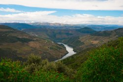 The Meandering Douro Valley