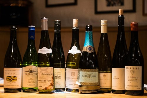 The top lineup of wines-3977