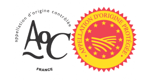 Appellation d'origine contrôlée (AOC) or Appellation d'origine protégée (AOP)