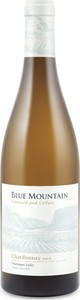 Blue Mountain Chardonnay 2014