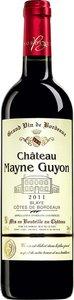 Château Mayne Guyon 2013
