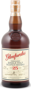Glenfarclas 25 Year Old Highland Single Malt