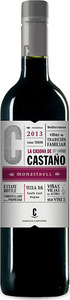 La Casona de Castano Old Vines Monastrell 2013