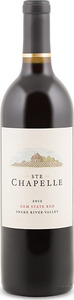 Ste. Chapelle Gem State Red 2012