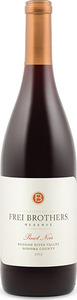 Frei Brothers Reserve Pinot Noir 2012