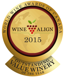 World Wine Awards - Outstanding Value Winery