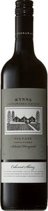 Wynns Coonawarra Estate V & A Lane Cabernet Shiraz 2012