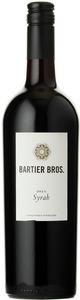 Bartier Bros. Syrah Cerqueira Vineyard 2011