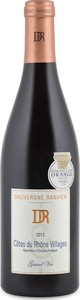 Dauvergne Ranvier Grand Vin Cotes Du Rhône Villages 2013