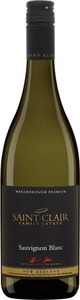 Saint Clair Marlborough Premium Sauvignon Blanc 2015