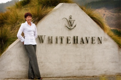 Sue Whitehaven Sign
