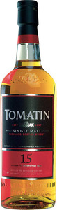 Tomatin 15 Year Old Highland Single Malt