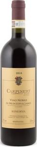 Carpineto Vino Nobile di Montepulciano Riserva 2010
