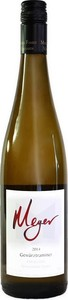Meyer Family Vineyards Mclean Creek Rd Vineyard Gewurztraminer 2014