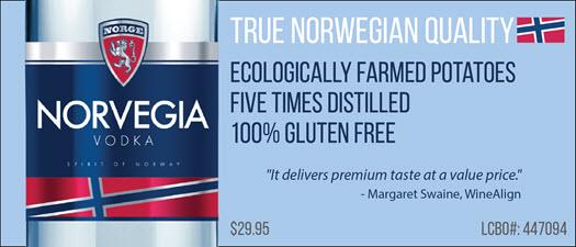 Norvegia Vodka