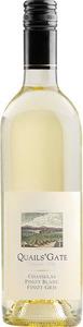 Quails' Gate Chasselas Pinot Blanc Pinot Gris 2015